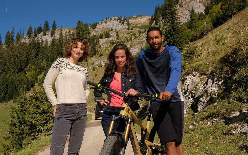 Wo wurde das Berginternat Bergbrunn gedreht? Bild: ZDF, Jacqueline Krause-Burberg.