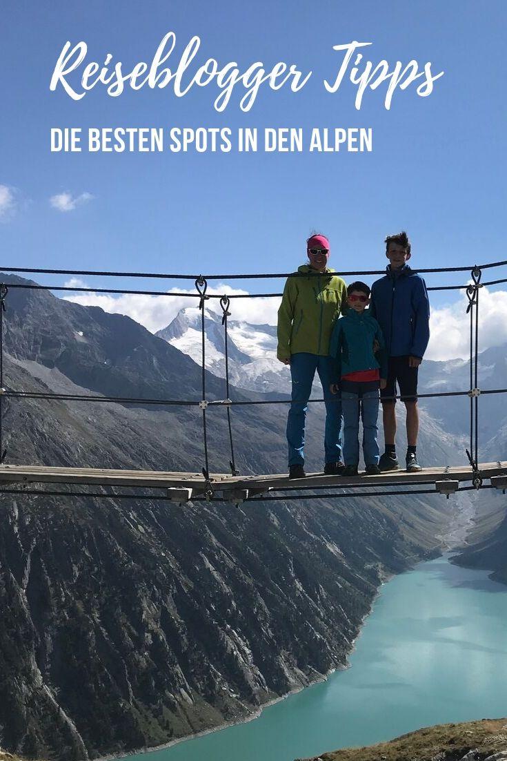 Sehenswürdigkeiten Alpen - der Große Ahornboden ist eine davon!