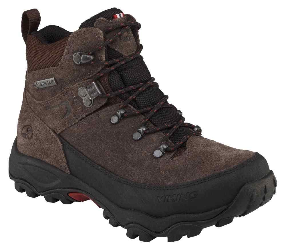 Wanderschuhe Leder oder Goretex Schuhe? - hier der Viking CLASSIC 150 aus Leder