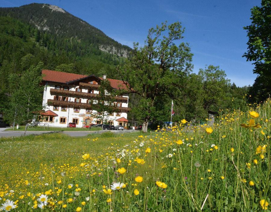 Hotel Ahornboden - der Gasthof zur Post