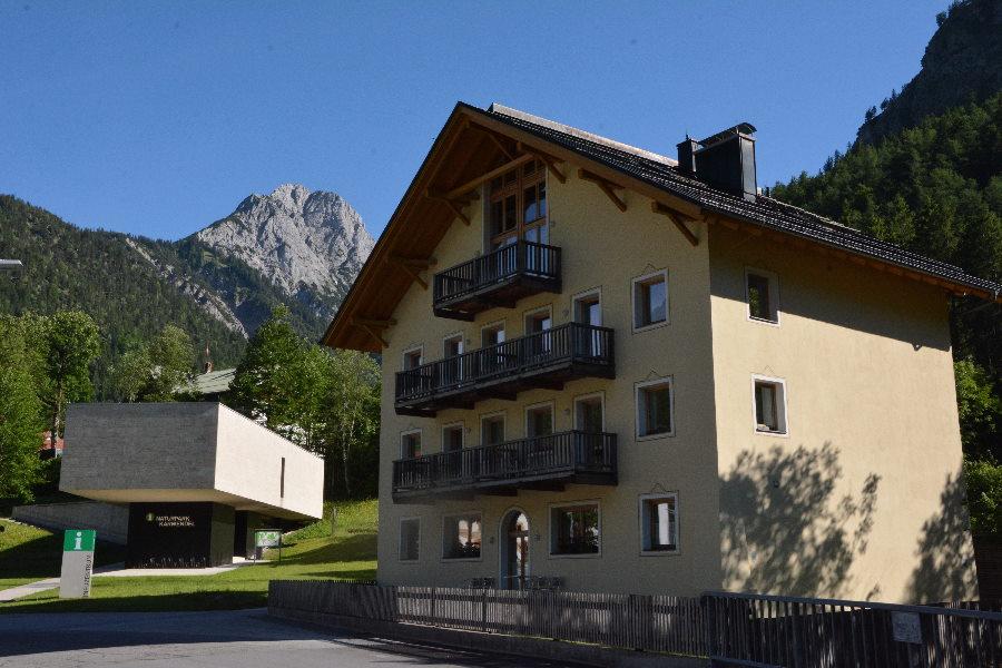 Ferienwohnung Ahornboden - am Rontalbach